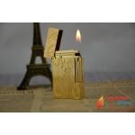 Dupont vàng xước khắc STdupont